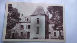 Carte Postale ( P5 ) Ancienne De Saint Martin Des Champs , Chateau De La Garenne , Saint Anne - Francia
