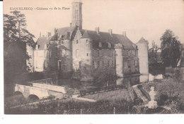 CPA ESQUELBECQ (59) CHÂTEAU VU DE LA PLACE - France
