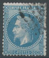 Lot N°47171   N°29B, Oblit - 1863-1870 Napoleon III With Laurels