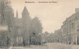 CPA - Belgique - Dadizeele - Groothuis En Plaats - Moorslede