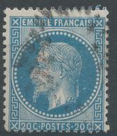 Lot N°47172   N°29B, Oblit - 1863-1870 Napoleon III With Laurels