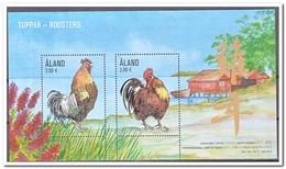 Aland 2016, Postfris MNH, Birds, Rooster - Aland