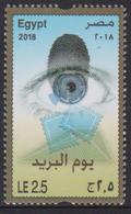 Egypt (2017)  - Set -  /  Arab Postal Day - Egypte