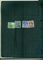 ESPAGNE TABLEAUX DE VELAZQUEZ 4 VAL NEUFS A PARTIR DE 1.40 EUROS - 1931-Aujourd'hui: II. République - ....Juan Carlos I