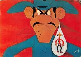 Morris - LUCKY LUKE Et Ses Compagnons - Jo Dalton - Editions D'art Yvon N'24-116-20 - Bandes Dessinées