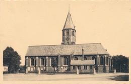 CPA - Belgique - Oostkamp - Eglise - Oostkamp