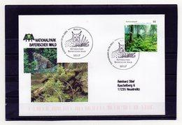 BRD, 2005, FDC (individuell/echt Gelaufen) Mit Michel 2452, NP Bayerischer Wald - FDC: Covers