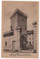 CPA 05 : 18 - EMBRUN - La Tour Brune - Ancien Donjon Archiépiscopal - Ed. CAP - Embrun