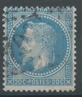 Lot N°47177 Variété/n°29B, Oblit GC, Piquage - 1863-1870 Napoleon III With Laurels