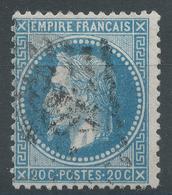 Lot N°47179 N°29B, Oblit - 1863-1870 Napoleon III With Laurels