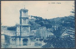 Algeria - ANNABA (BONE) - L'Eglise - Annaba (Bône)