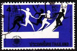THAILAND [1975] MiNr 0796 ( O/used ) Sport - Thaïlande