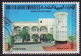 VEREINIGTE EMIRATE EMIRATES [1973] MiNr 0011 ( O/used ) - Emirats Arabes Unis
