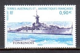 TAAF - 2007 - Navire : Le Tonkinois ** - Terres Australes Et Antarctiques Françaises (TAAF)