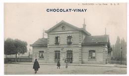 Garches - La Gare -- Chocolat-Vinay - Saint Cloud