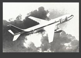 Inaugural Flight Of Airbus 300 TEA - Air-lift To Malaga - 1975 - In Cooperation With Sunsnacks - 1946-....: Era Moderna