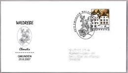 WALDREBE - Clematis. Gmunden 2007 - Vegetales
