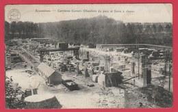 Ecaussinnes - Carrières Cornet - Chantier Du Parc Et Fours à Chaux ... Feldpost 1918 ( Voir Verso ) - Ecaussinnes
