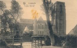 CPA - Belgique - Lisseweghe - L'Eglise - Brugge