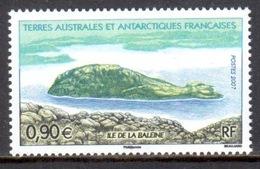TAAF - 2007 - Ile De La Baleine ** - Terres Australes Et Antarctiques Françaises (TAAF)
