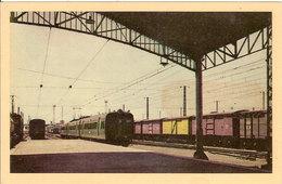 (C).Brasile.Campinas Station.Pubblicitaria (331-a17) - São Paulo