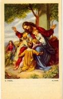 Santino - Gesù - Preghiera Per La Vocazione - Alimari - E1 - Santini