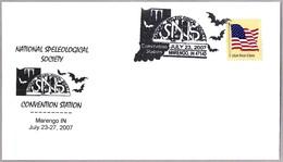 Convencion Sdad De ESPELEOLOGIA - Speleological Society. Murcielago - Bat. Marengo IN 2007 - Geología