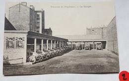 BRASSERIE DE L'ESPERENCE  . Les Garages - France