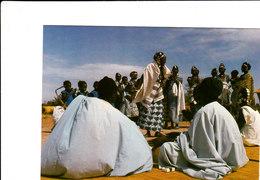 FETE PEUL EN HAUTE VOLTA Superbe CPSM 15X10.5 Bon état Voir Scans - Burkina Faso