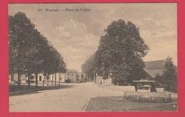 Warsage - Place De L'église ( Voir Verso ) - Dalhem