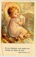 Santino - Gesù Bambino - Opera Della S.infanzia - E1 - Santini