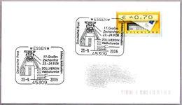 MINERIA DE CARBON - COAL MINING. Essen 2006 - Minerales