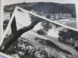 262 - 10 Cartes Postales Détachables - Vues De Nice Noir Et Blanc - CAP - Souvenir De...