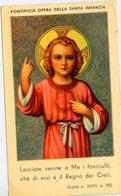 Santino - Gesù Bambino - V.16 - E1 - Santini