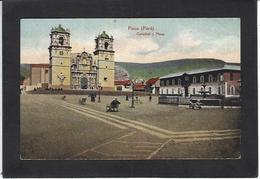 CPA Pérou Péru Non Circulé PUNO - Pérou