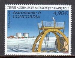 TAAF - 2007 - Astronomie à Concordia ** - Terres Australes Et Antarctiques Françaises (TAAF)