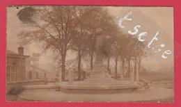 Dampremy - Photo Du Monument Aux Héros De La Grande Guerre ...14 Cm / 8 Cm ( Voir Verso ) - Charleroi