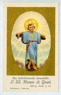 Santino - Il Santo Nome Di Gesù - E1 - Santini