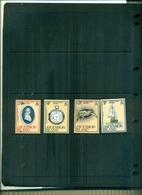 ASCENSION VOYAGES DU CAPITAIN COOK 4 VAL NEUFS A PARTIR DE 0.60 EUROS - Ascension (Ile De L')