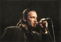 U2 - BONO Au Micro - Chanteurs & Musiciens