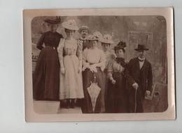 Mode Féminine Famille Yray Morand Jeanne - Geïdentificeerde Personen