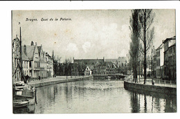 CPA - Carte Postale -Belgique- Brugge- Quai De La Poterie  -VM1667 - Brugge
