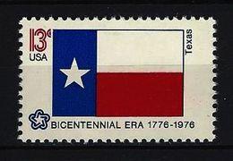 USA Mi-Nr. 1230 Texas Postfrisch - Timbres