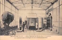 Thèmes - 10320 - Bellevue - Le Laboratoire D' Optique Et De Cinématographie - Ansichtskarten