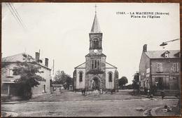 CP LA MACHINE Place De L'Eglise - La Machine