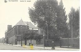 CPA /PK /  AK  - LA LOUVIÈRE  Institut St Joseph - La Louvière