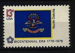 USA Mi-Nr. 1241 North Dakota Postfrisch - Briefmarken