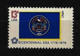 USA Mi-Nr. 1247 Utah Postfrisch - Briefmarken