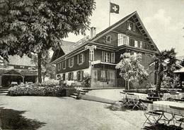 MEGGEN Nota Gasthaus Und Pension Zur Balm 1932 - LU Lucerne