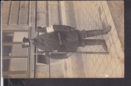 Soldaten Photo Landsturm München , Feldpost 1914 - Guerre 1914-18